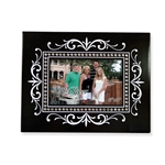 Black and White Designer Frame
