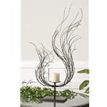 Falon Metal Candle Holder