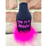 Cowgirl Bottle Koozies