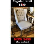 UM-28332 GREY CHAIR-GREY CHAIR