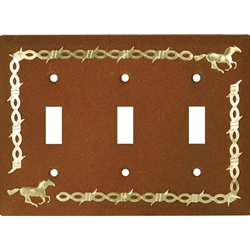 Horse Switch Plate Covers