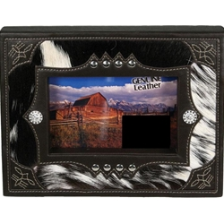 Hair Hide Picture Frame