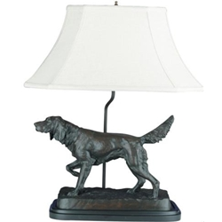 Setter Table Lamp
