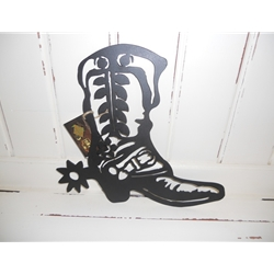 Boot Wall Art