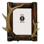 "8""x10"" Antler Picture Frame"